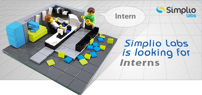 SimplioLabs is looking for interns