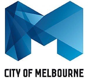 Logo of the City of Melbourne