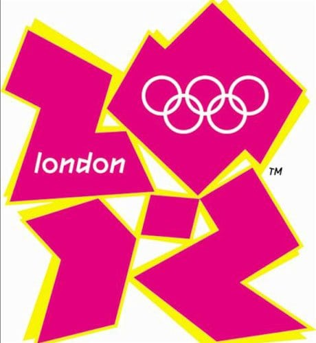 Logo of the 2012 London Olympics - Most Expensive Logo Designs
