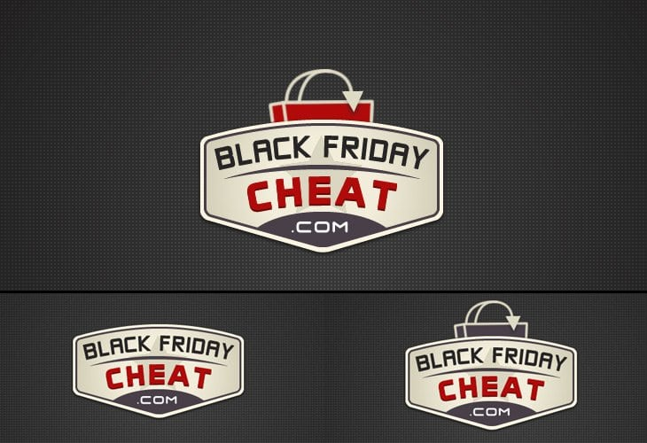 Black Friday Cheat Logo